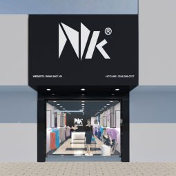 thiết kế nội thật cửa hàng, shop